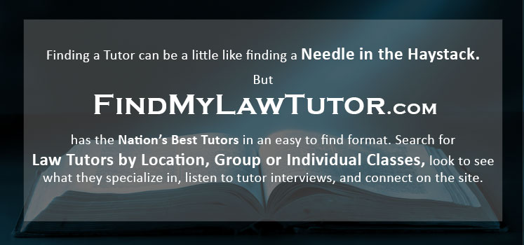 Law Tutoring By Find My Law Tutor in Pasadena, CA