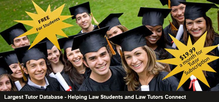 Law School Students In Pasdena, CA