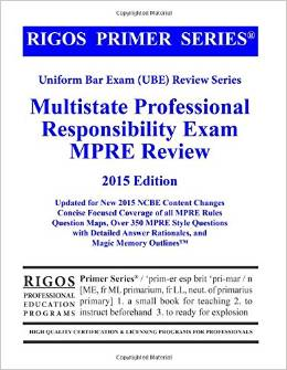 Multistate Professional Responsibility Reviews