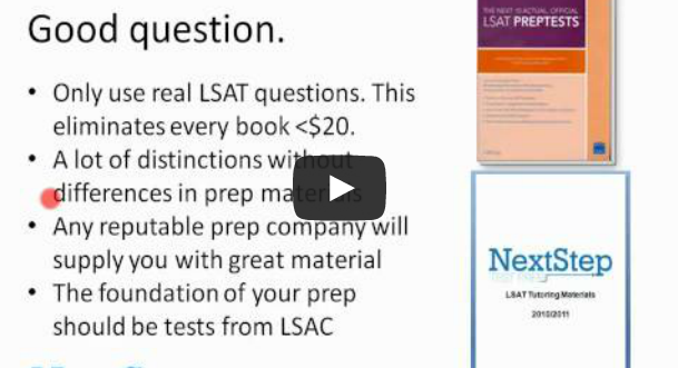 Audio and video tutorials with lsat prep books by fmlt lsat tutoring study materials by fmlt malvernweather Gallery